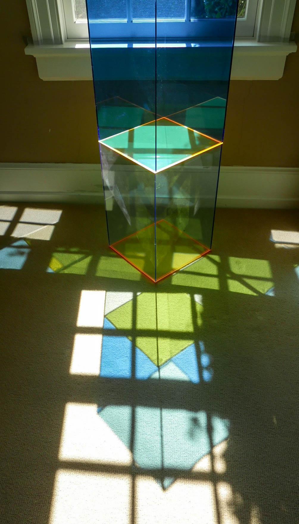 Cube as Artist